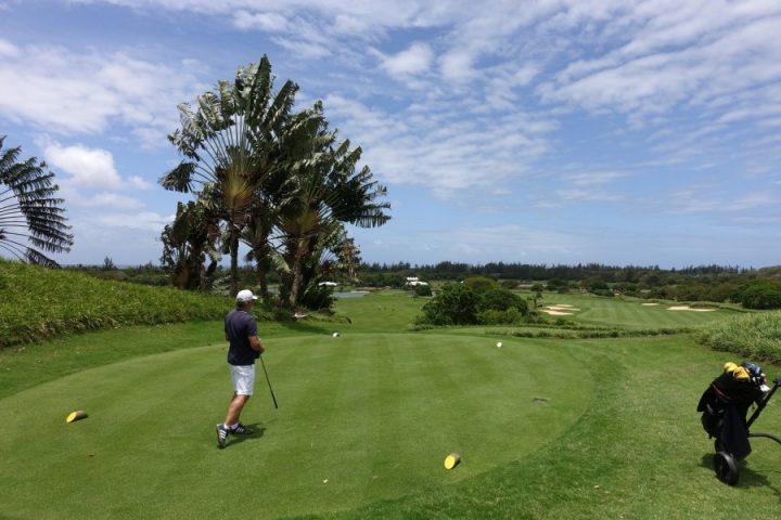 Les plus beaux golfs de l'Île Maurice