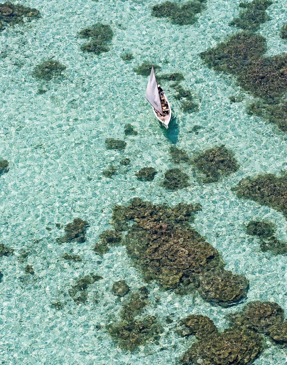 Mauritius Regatta, duel de skippers