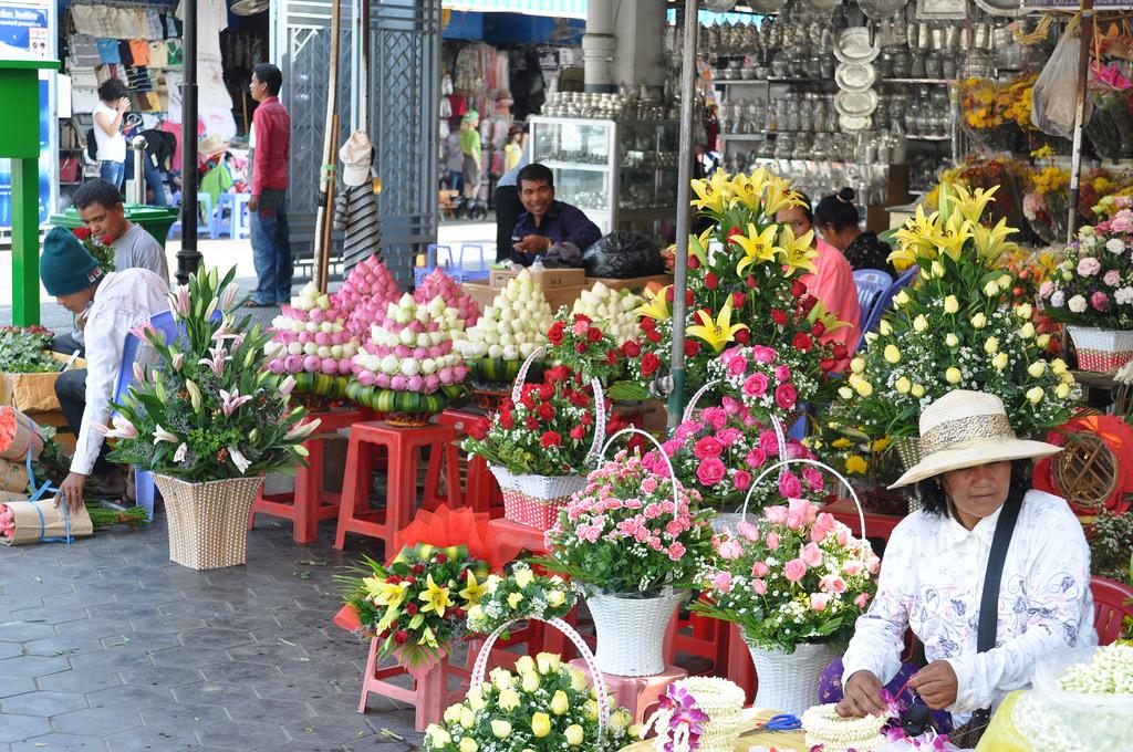 Les Marchés de Bangkok da772524e69