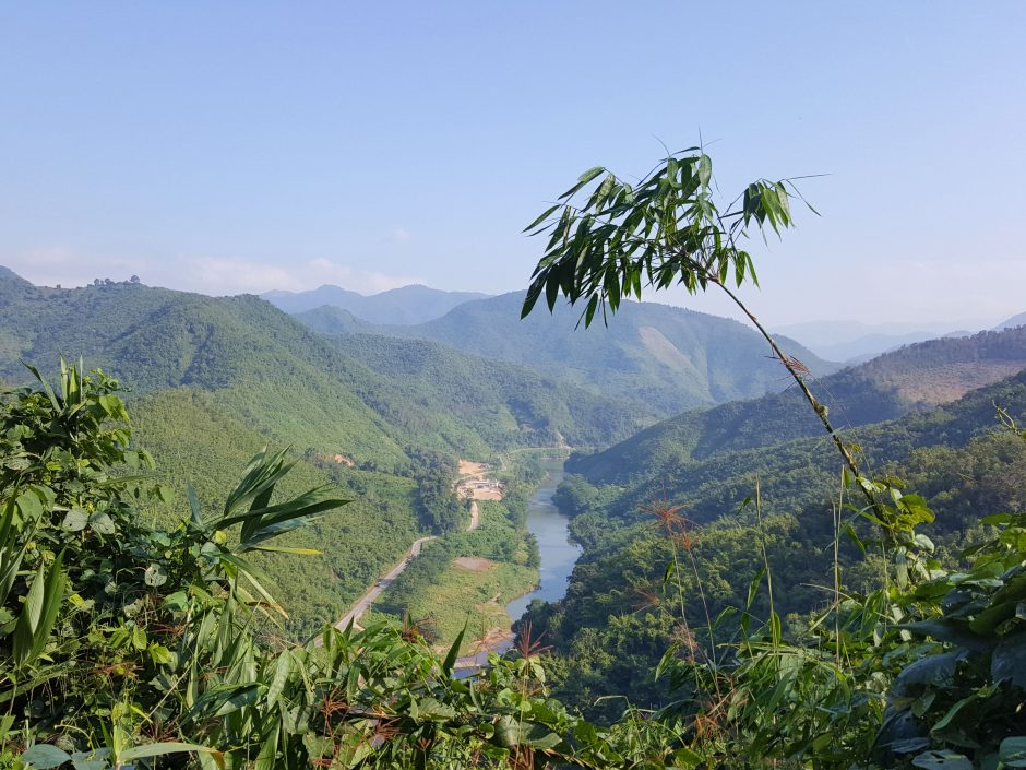Evasion nature au Laos