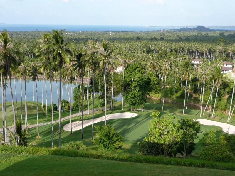 Santiburi Golf à Koh Samui