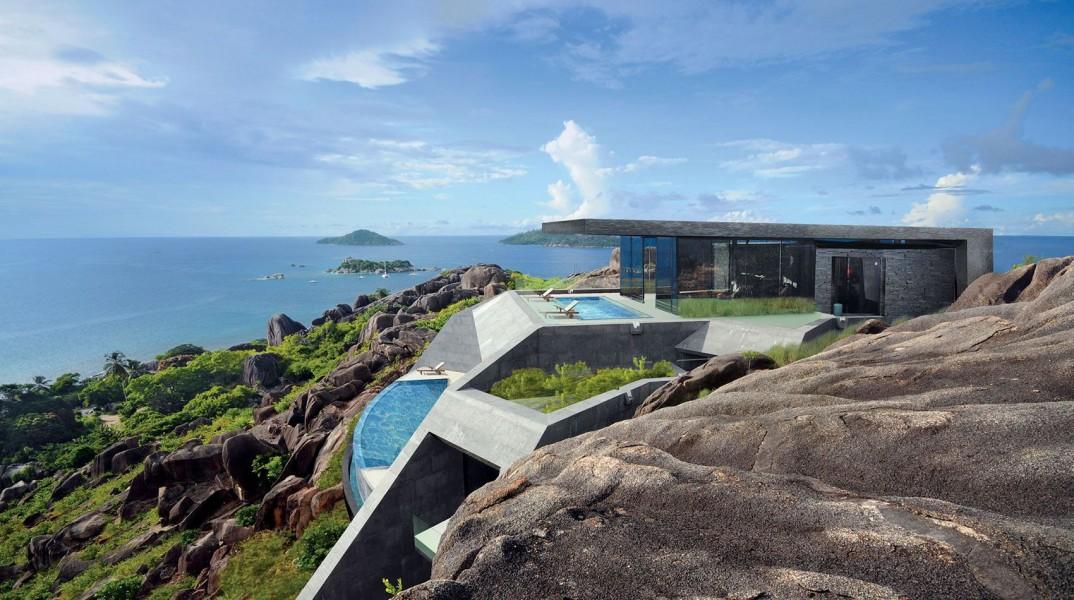 Les nouvelles résidences du Six Senses Zil Pasyon aux Seychelles