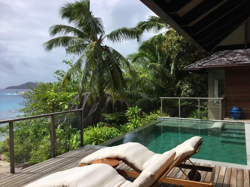 La Villa Zil Pasyon au Six Senses Zil Pasyion aux Seychelles