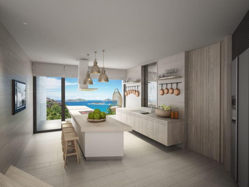 Les nouvelles résidences du Six Senses Zil Pasyon