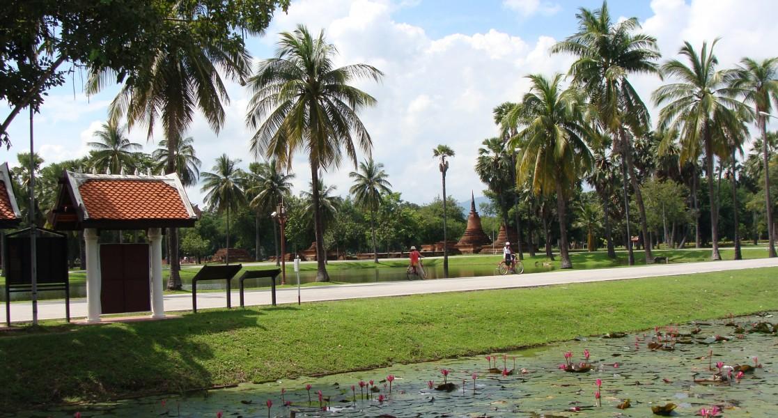 circuit en thaïlande sukhothai