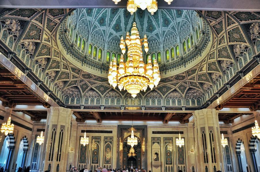 Le plus grand chandelier du monde
