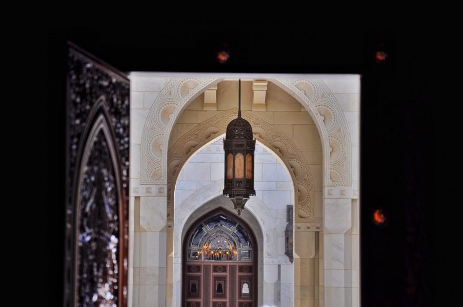 Architecture extérieure de la mosquée