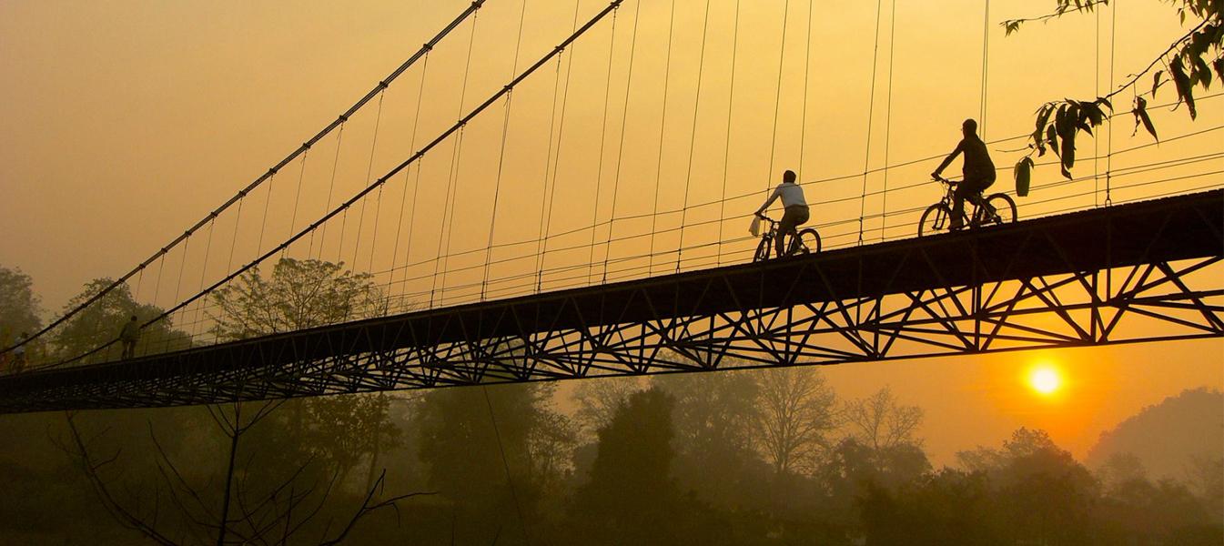 Bangkok à vélo