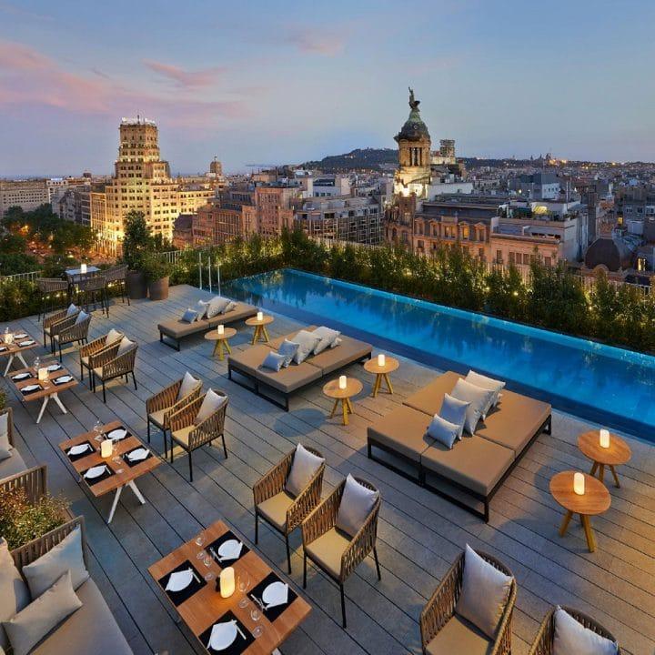 10 rooftops d'hôtels pour réveillonner