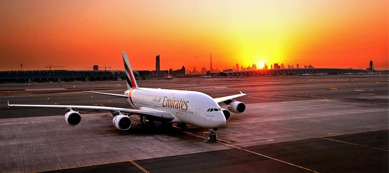 Voyage en First avec Emirates