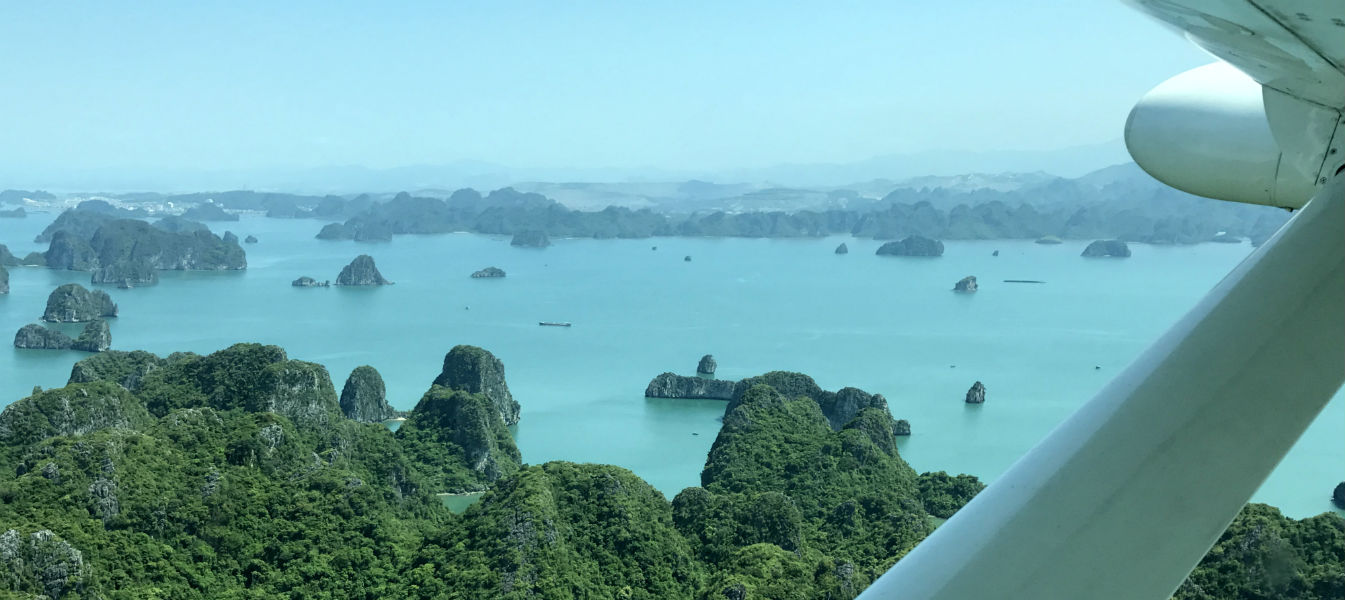 Vietnam, aventures du nord au sud