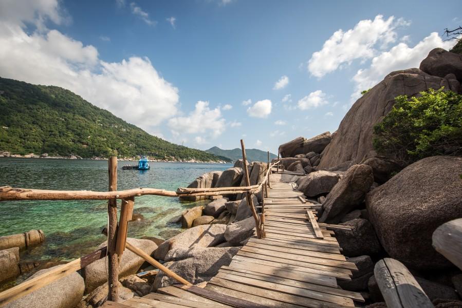 Koh Tao, l'île rêvée des plongeurs