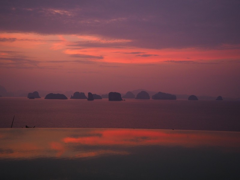 Escapade dans la baie de Phang Nga