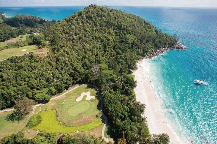 Lemuria Golf Course Seychelles