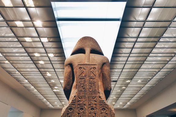 Partez explorez la partie égyptienne