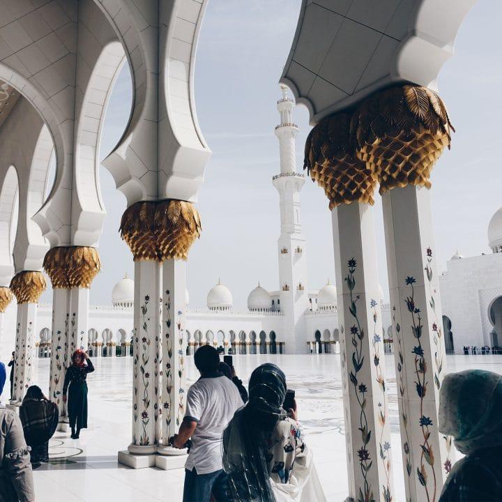 Abu Dhabi, capitale des arts