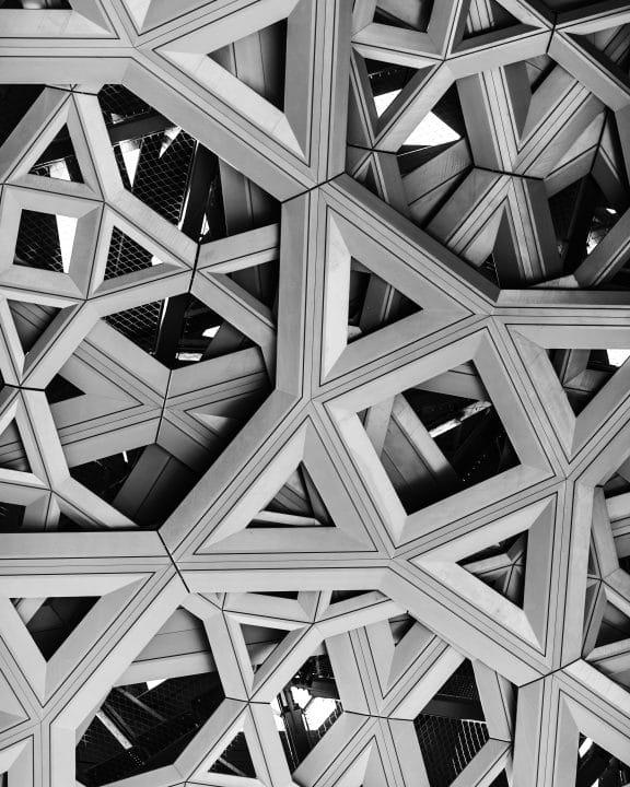 La structure du dôme