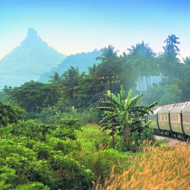 Voyager dans le temps à bord de l'Eastern and Oriental Express