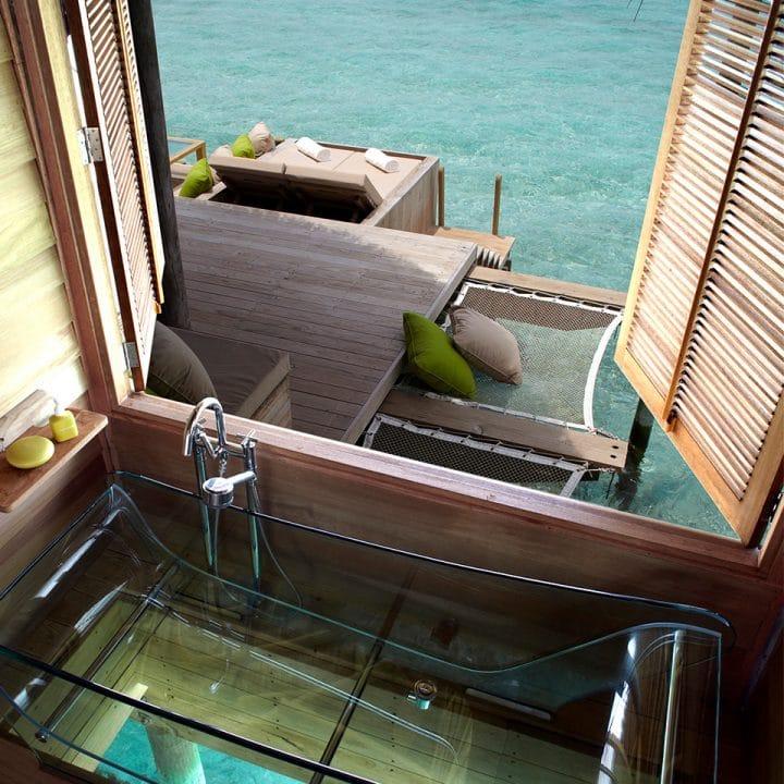 Robinsonnade de luxe aux Maldives