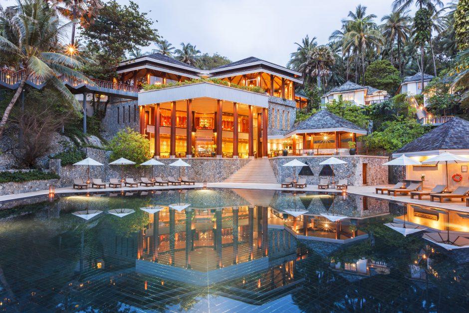 Seuls au monde au Surin Phuket