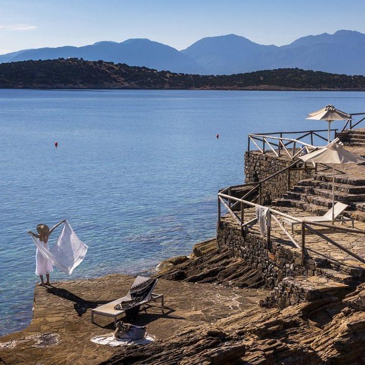 Vivez la Crète avec les hôtels Minos