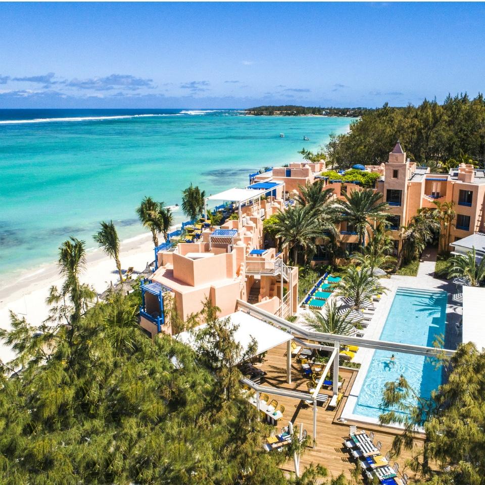 SALT, un séjour pas comme les autres à l'île Maurice