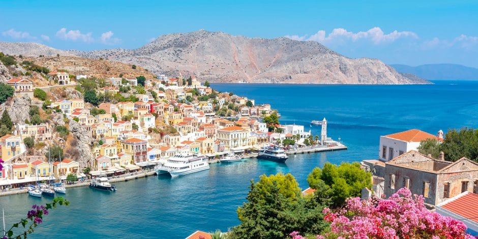 Partir en Grèce sans quitter son nid