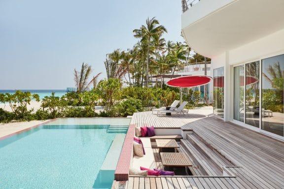 LUX North Malé Atoll Resort & Villas